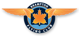 Logo for Brampton Flying Club