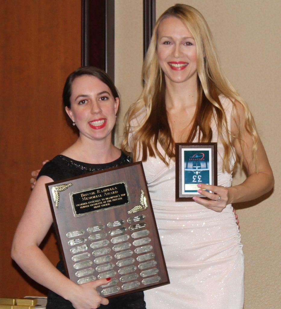 Bonnie Rampulla Award 2016
