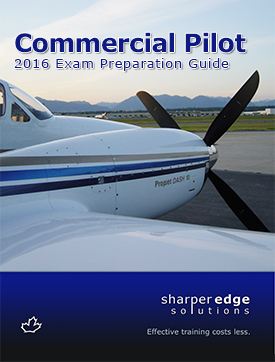 63115421adc Culhane Commercial Pilot Written Test Book - Brampton Flight Centre