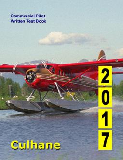 Culhane Commercial Pilot Written Test Book
