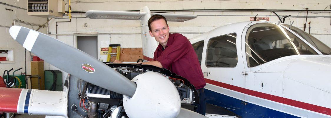 Aircraft Maintenance & Cessna Parts Centre - Brampton Flight